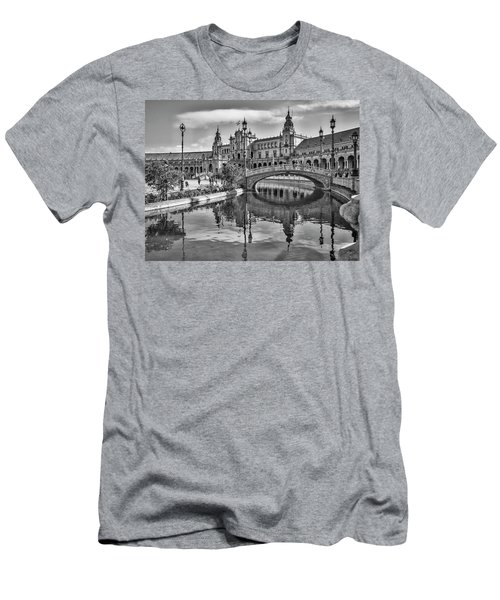 Many Angles To Shoot Men's T-Shirt (Athletic Fit)