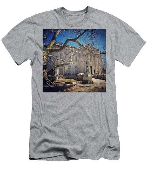 Marble House Men's T-Shirt (Athletic Fit)