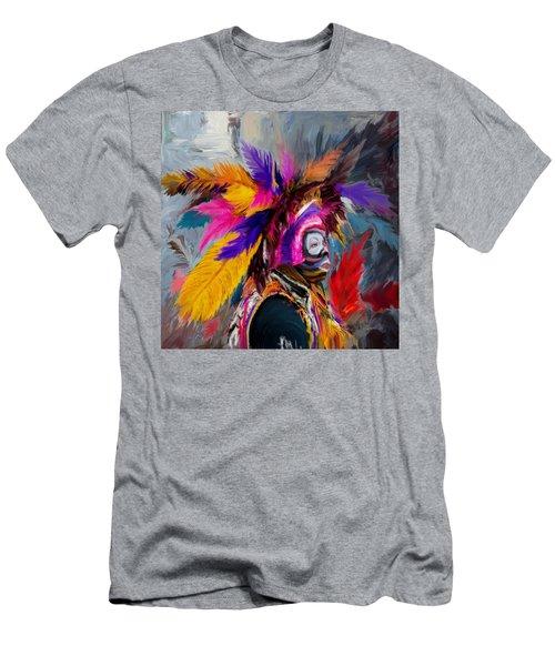 Mardi Gras 237 1 Men's T-Shirt (Athletic Fit)
