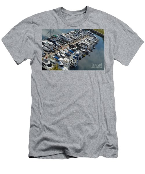 Marina Men's T-Shirt (Slim Fit) by Renie Rutten