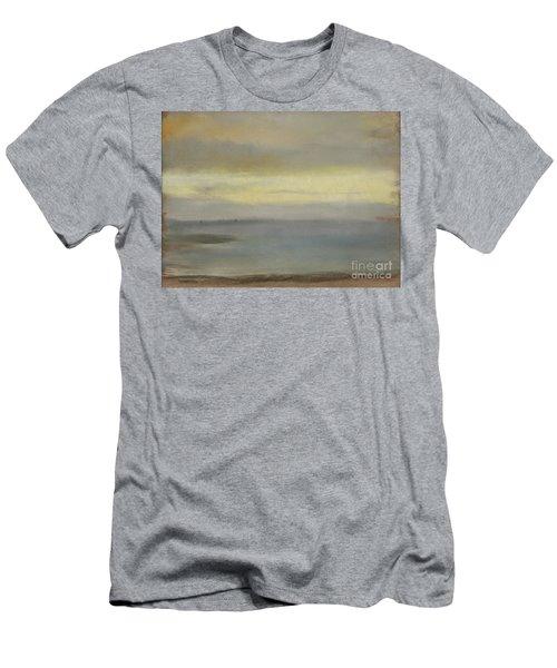 Marine Soleil Couchant Men's T-Shirt (Athletic Fit)