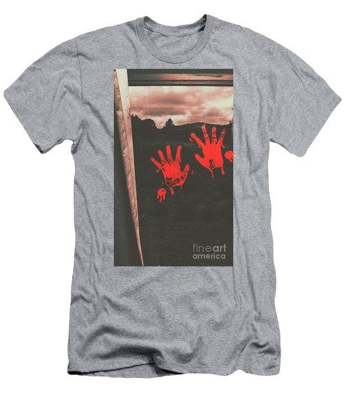 Mark Of Murder Men's T-Shirt (Athletic Fit)