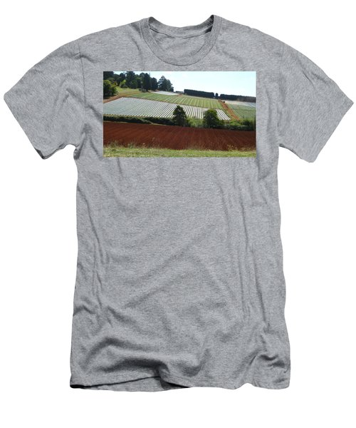 Market Gardening Men's T-Shirt (Athletic Fit)