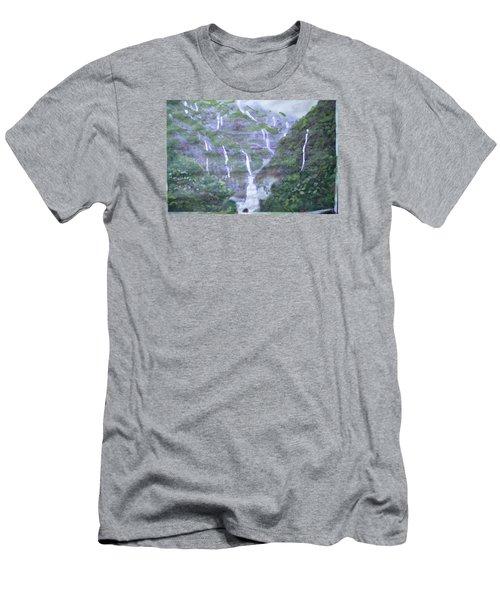 Marleshwar Men's T-Shirt (Athletic Fit)