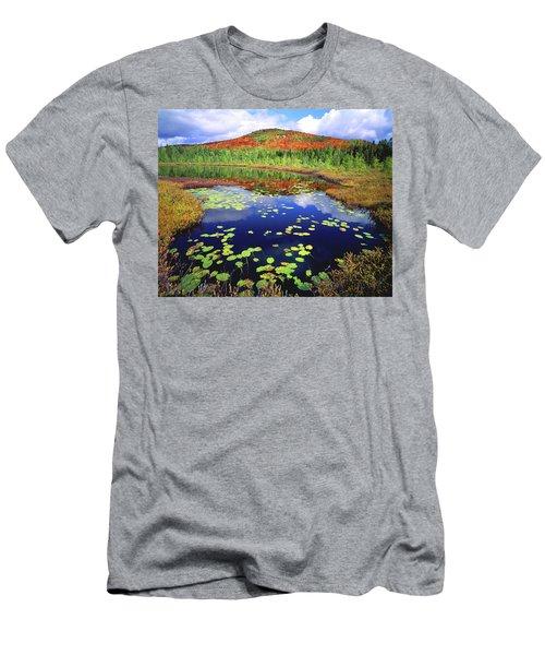 Marsh Pond Men's T-Shirt (Athletic Fit)