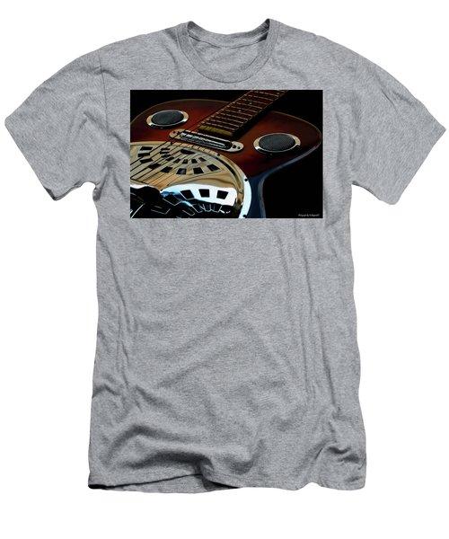 Martinez Guitar 002 Men's T-Shirt (Athletic Fit)