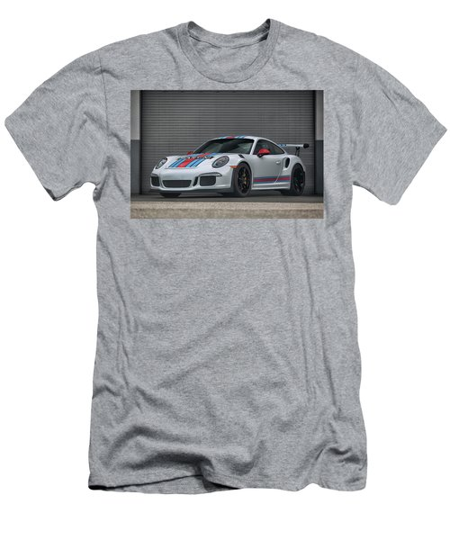 #martini #porsche 911 #gt3rs #print Men's T-Shirt (Athletic Fit)