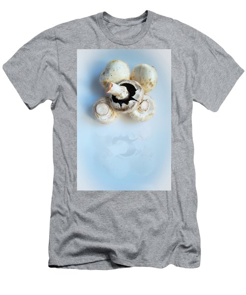 Marvellous Mushrooms Men's T-Shirt (Athletic Fit)