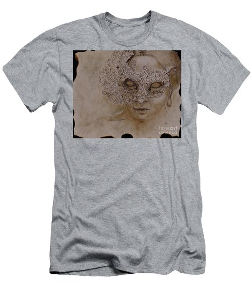 Masquerade Men's T-Shirt (Athletic Fit)