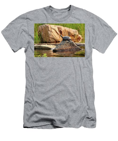 Master Of This Rock Men's T-Shirt (Athletic Fit)