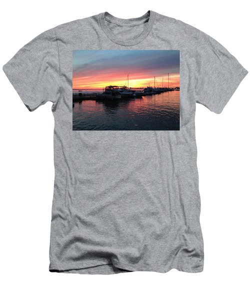 Masts And Steeples Men's T-Shirt (Athletic Fit)
