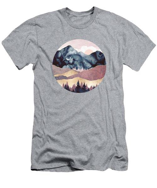 Mauve Vista Men's T-Shirt (Athletic Fit)