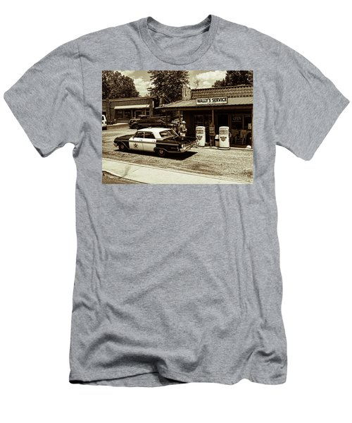 Automobile History Men's T-Shirt (Athletic Fit)