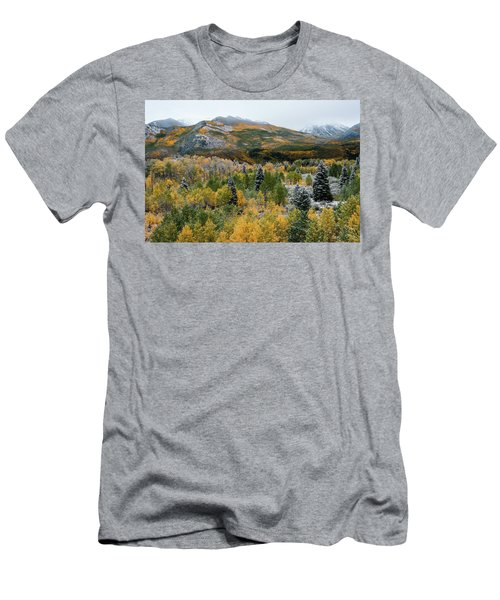 Mcclure Pass - 9606 Men's T-Shirt (Athletic Fit)