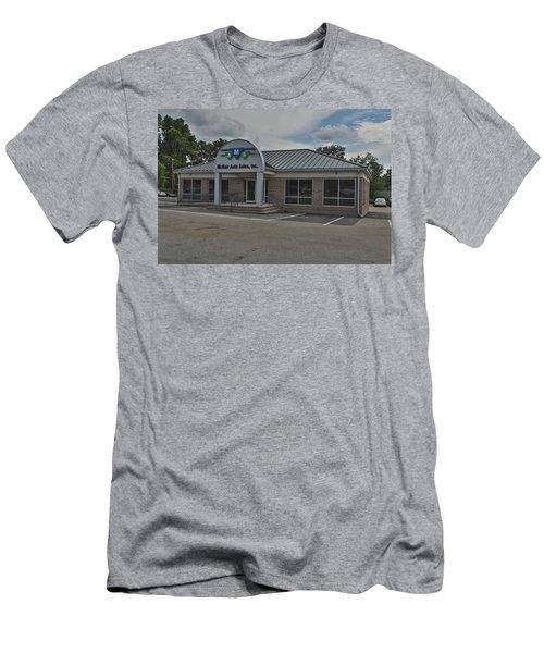 Mcnair4 Men's T-Shirt (Athletic Fit)