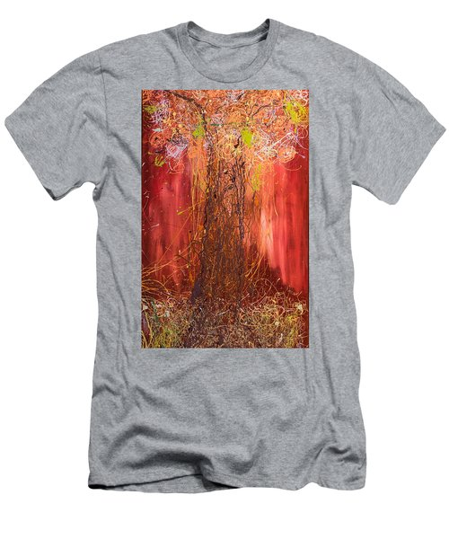 Me Tree Men's T-Shirt (Slim Fit) by Gallery Messina