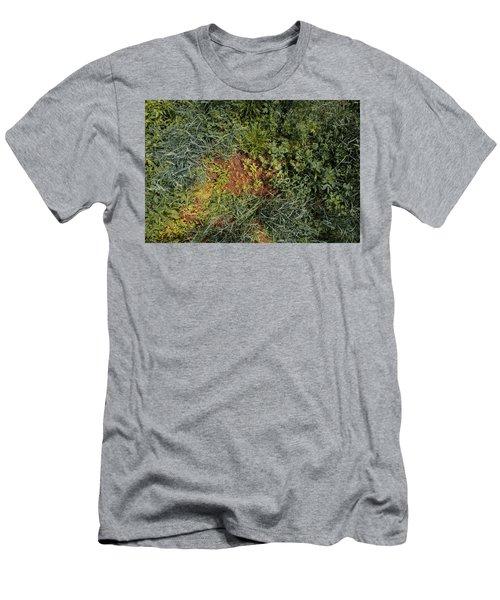 Meadow Floor Men's T-Shirt (Athletic Fit)