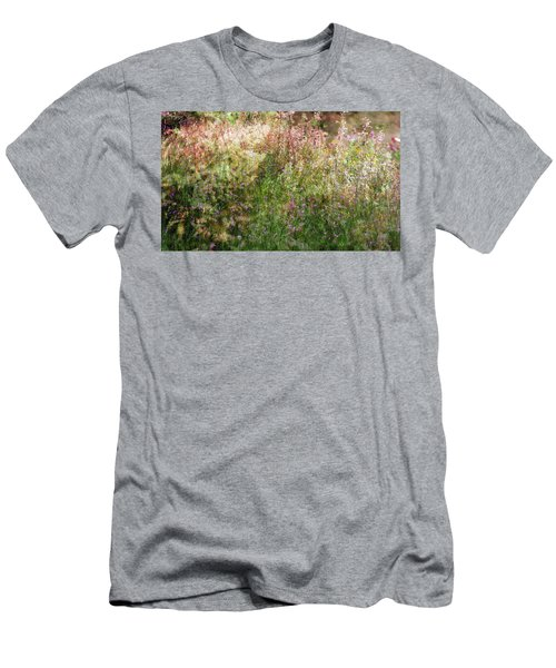 Meadow Men's T-Shirt (Slim Fit) by Linde Townsend
