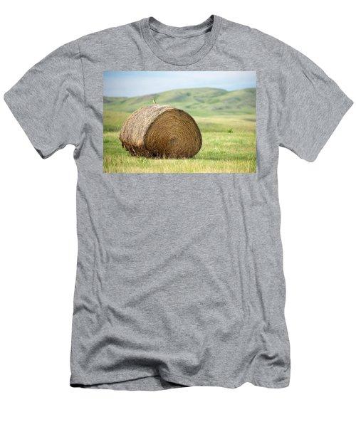 Meadowlark Heaven Men's T-Shirt (Athletic Fit)