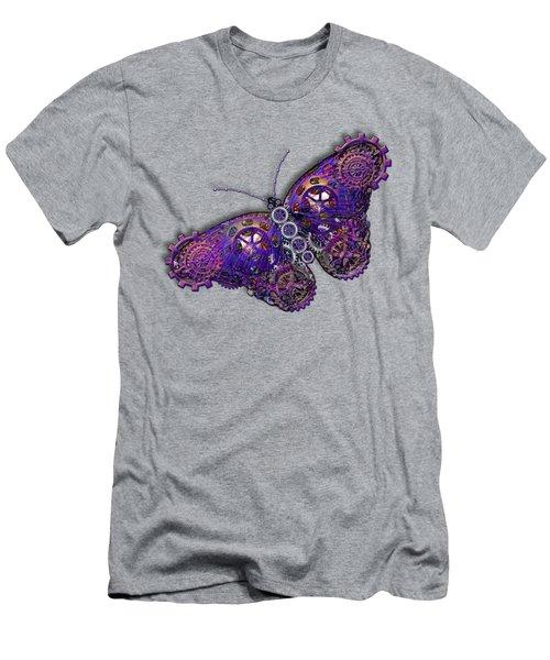 Mecha Imago Men's T-Shirt (Slim Fit) by Iowan Stone-Flowers