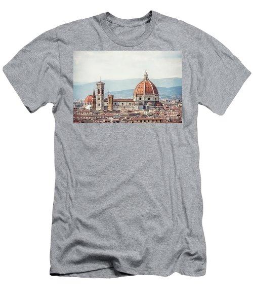 Medieval Echoes Men's T-Shirt (Athletic Fit)