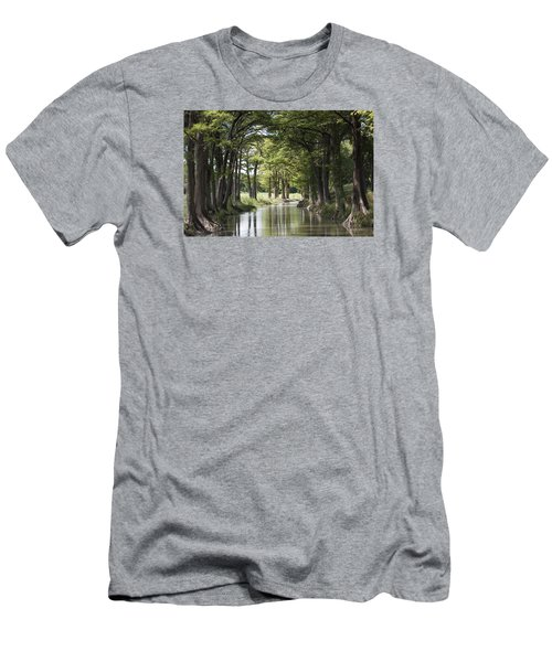 Medina River Men's T-Shirt (Athletic Fit)