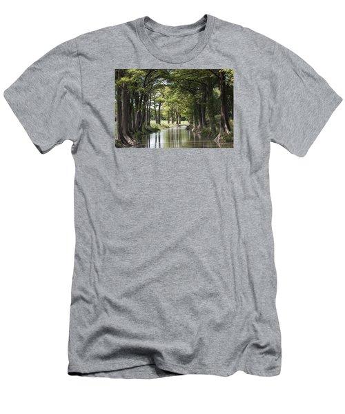 Medina River Men's T-Shirt (Athletic Fit)
