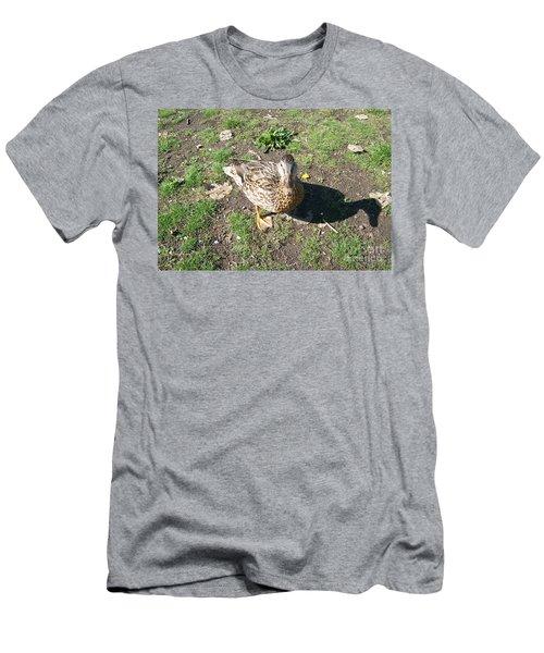 Melanie Tweed Visit At Boundary Bay Men's T-Shirt (Athletic Fit)