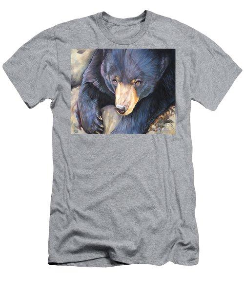 Memories Of Green Men's T-Shirt (Athletic Fit)