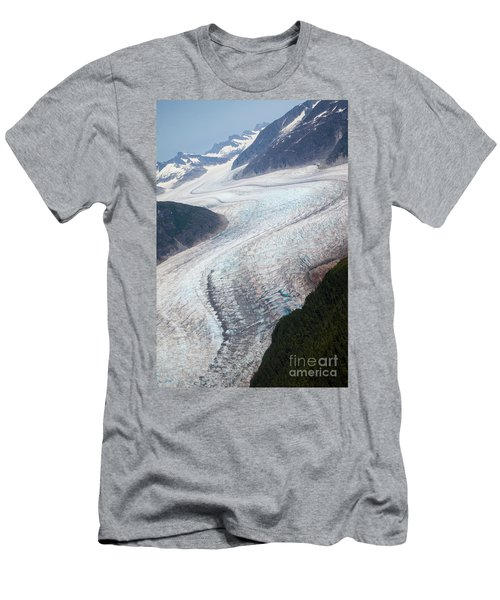 Mendenhal Glacier Men's T-Shirt (Athletic Fit)