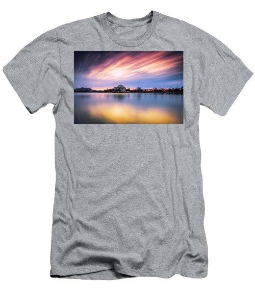 Mental Attitude Men's T-Shirt (Slim Fit) by Edward Kreis