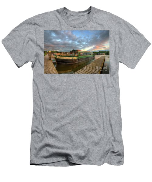 Men's T-Shirt (Slim Fit) featuring the photograph Mercia Marina 14.0 by Yhun Suarez