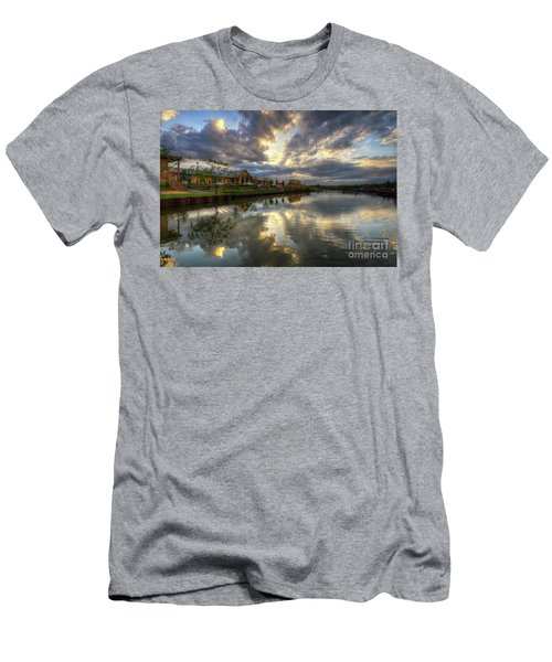 Mercia Marina 20.0 Men's T-Shirt (Slim Fit) by Yhun Suarez