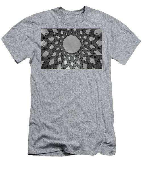 Mesh #1 Men's T-Shirt (Athletic Fit)