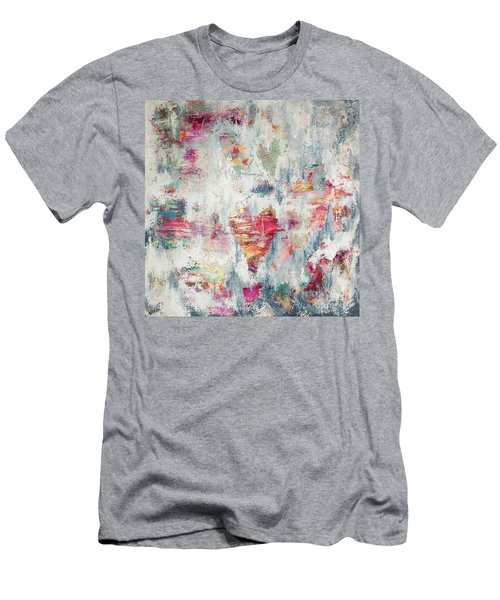Messy Love Men's T-Shirt (Athletic Fit)