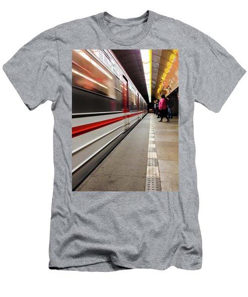 Metroland Men's T-Shirt (Athletic Fit)