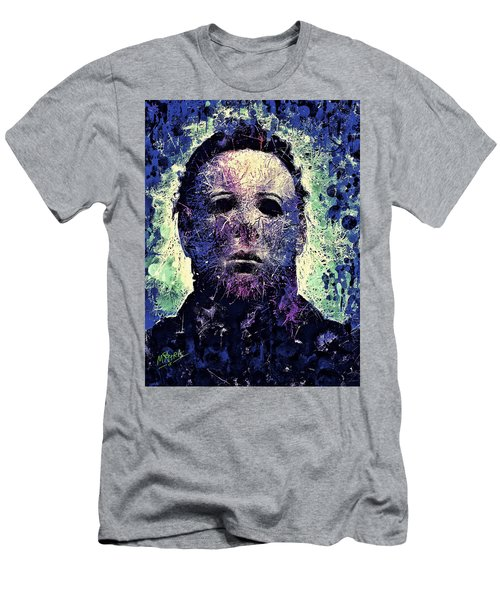 Michael Myers Men's T-Shirt (Athletic Fit)