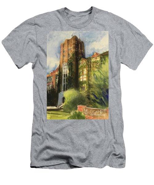 Michigan Union Men's T-Shirt (Athletic Fit)