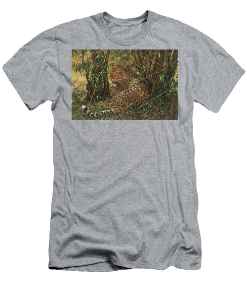 Midday Siesta Men's T-Shirt (Athletic Fit)