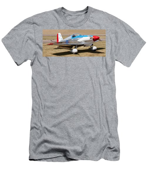 Men's T-Shirt (Athletic Fit) featuring the photograph Midget Mustang by Fran Riley
