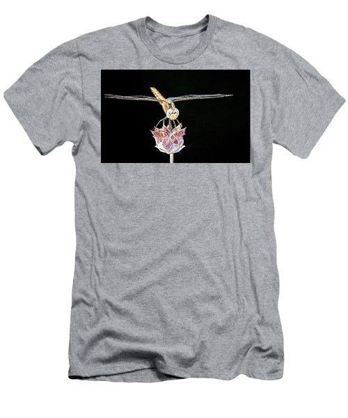 Midnight Landing Men's T-Shirt (Athletic Fit)