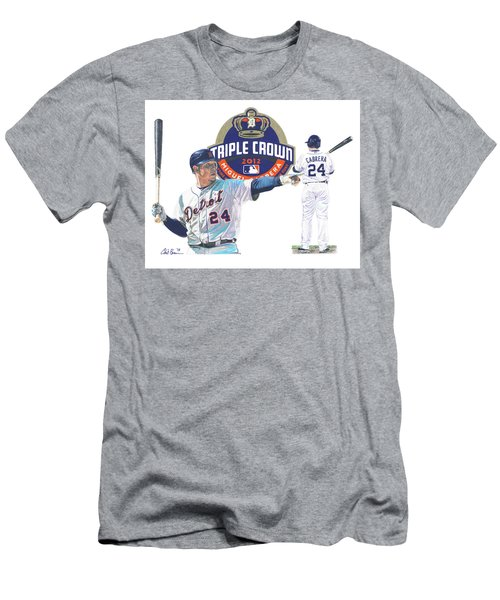 Miguel Cabrera Men's T-Shirt (Athletic Fit)