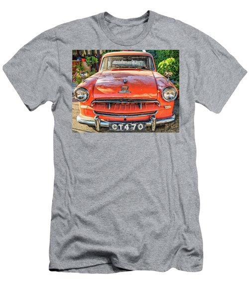Miki's Car Men's T-Shirt (Athletic Fit)