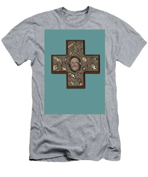 Milagro Cross Men's T-Shirt (Athletic Fit)