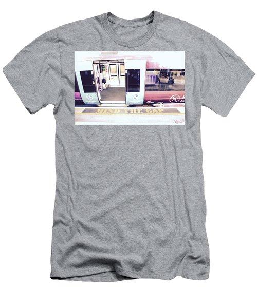 Mind The Gap Men's T-Shirt (Athletic Fit)