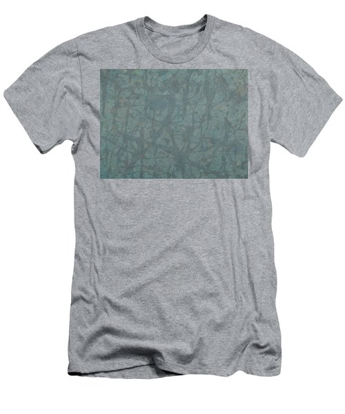 Minimal Number 3 Men's T-Shirt (Athletic Fit)