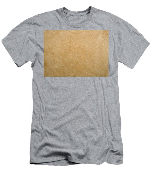 Men's T-Shirt (Slim Fit) featuring the painting Minimal Number 5 by James W Johnson