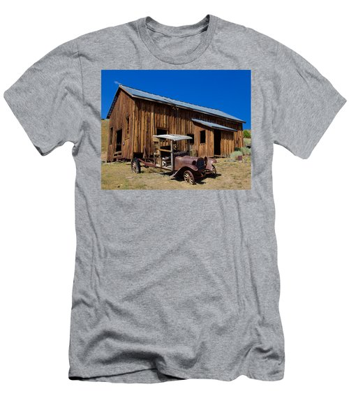 Mining Relic Men's T-Shirt (Slim Fit) by Todd Kreuter