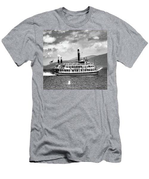 Minne Ha Ha Memories Men's T-Shirt (Athletic Fit)