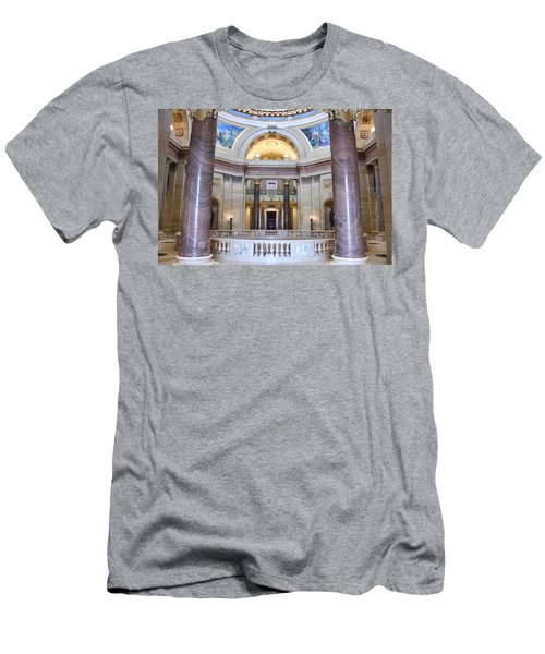 Minnesota House Doors Men's T-Shirt (Athletic Fit)